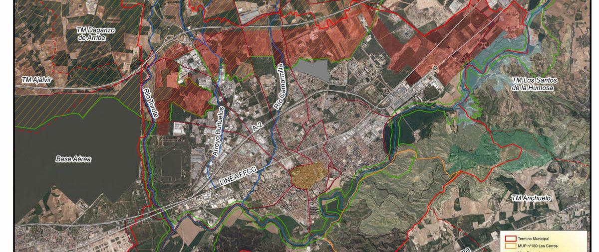 Mapa Ambiental de Alcalá de Henares