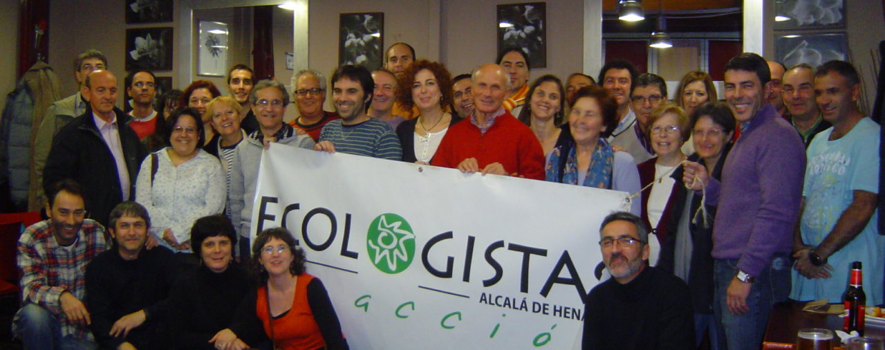 Ecologistas en Acción de Alcalá de Henares otorga premios a la buena y mala conducta ambiental