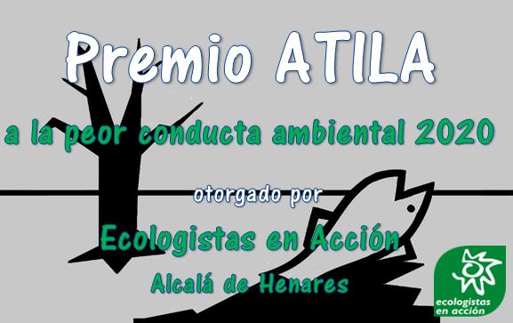 Candidatos al Premio Atila 2020