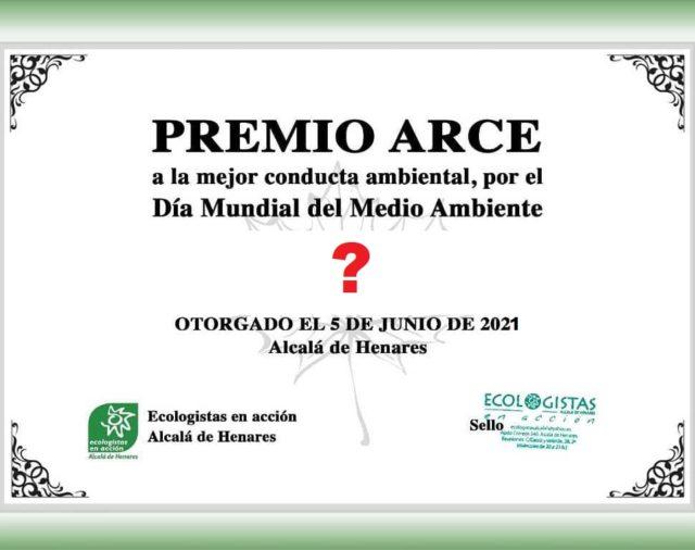 Candidatos al Premio ARCE 2020